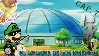 Gameplay - Pokemon Heart Gold cap. 07: El ataque de los insectos.