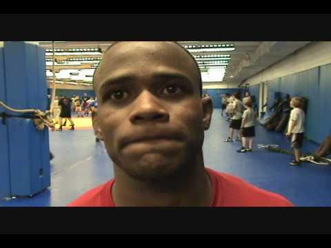 Interview with World Greco-Roman Team member Jeremiah Davis