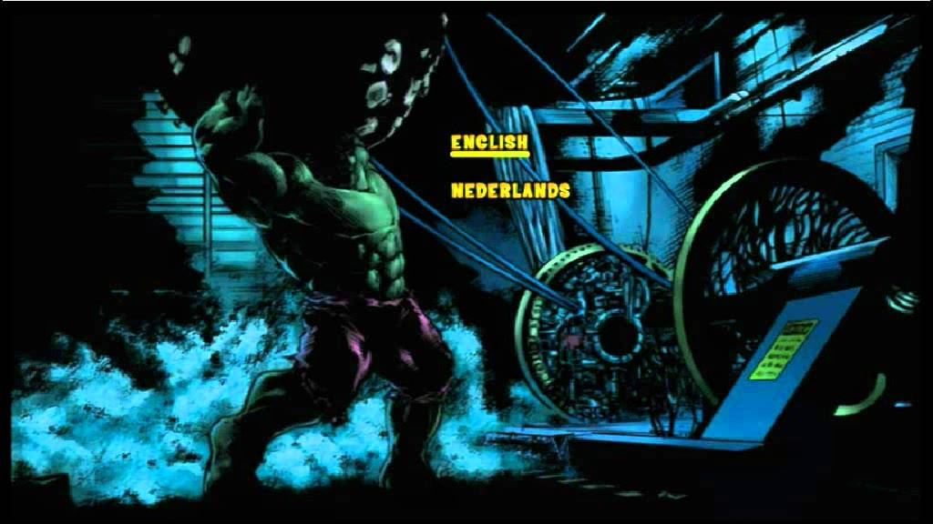 opening to hulk 2003 uk dvd youtube