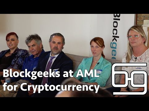 AML Regulations For Cryptocurrencies Panel - Full Event Video
