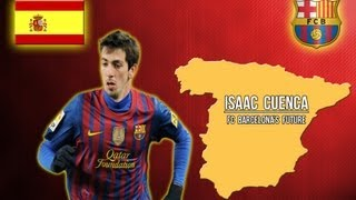 A compilation of isaac cuenca player that plays for f.c. barcelona. the video showcases his goals and skills. ---------------------------------------------...
