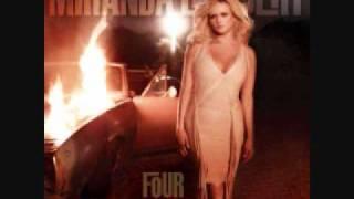 Over You - Miranda Lambert. (Four The Record)