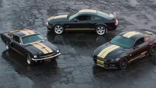 History of the Shelby GT350H/GT-H - 50 Years of Hertz Shelby Fun
