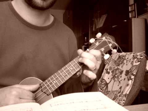 Jewish song for ukulele: Adon Olam