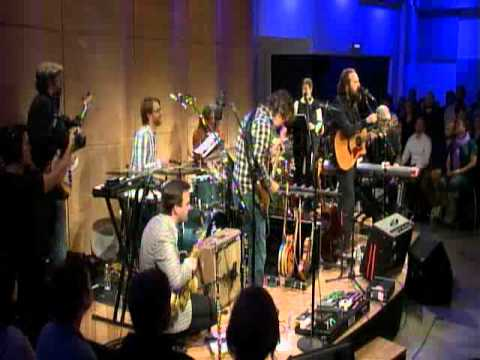 Iron and Wine live at The Greene Space