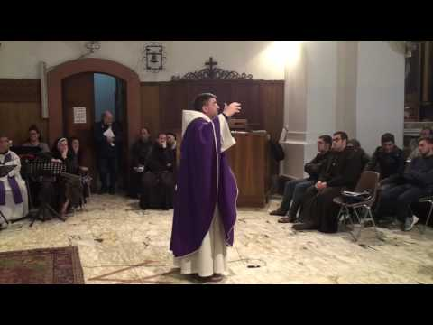Celebrazione Eucaristica del 17 Marzo 2017 Celebrata da Fra Antonino Catalfamo