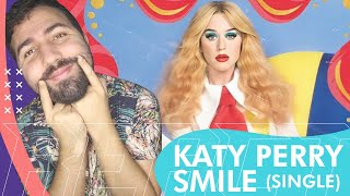 Baixar KATY PERRY - SMILE (SINGLE) | REAÇÃO | REACT