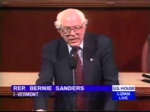 Bernie Sanders on Tibet (3/9/1999)