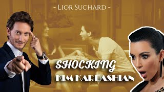 Master Mentalist Lior Suchard amazes Kim Kardashian on The Tonight Show