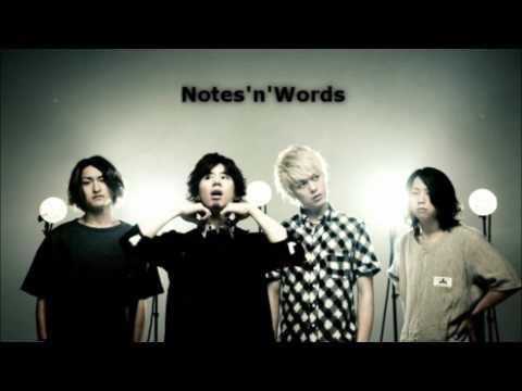 ONE OK ROCK - Notes'n'Words (with Lyrics)