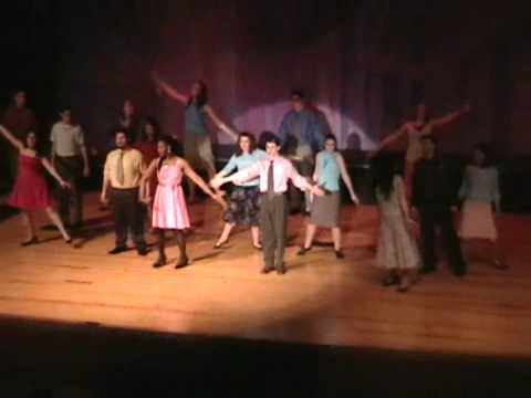 Smokey Joe's Cafe- Musical- Dartmouth High School 2004