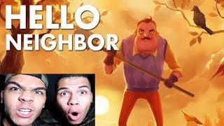 HELLO NEIGHBOR #4 | PrankBrosGames