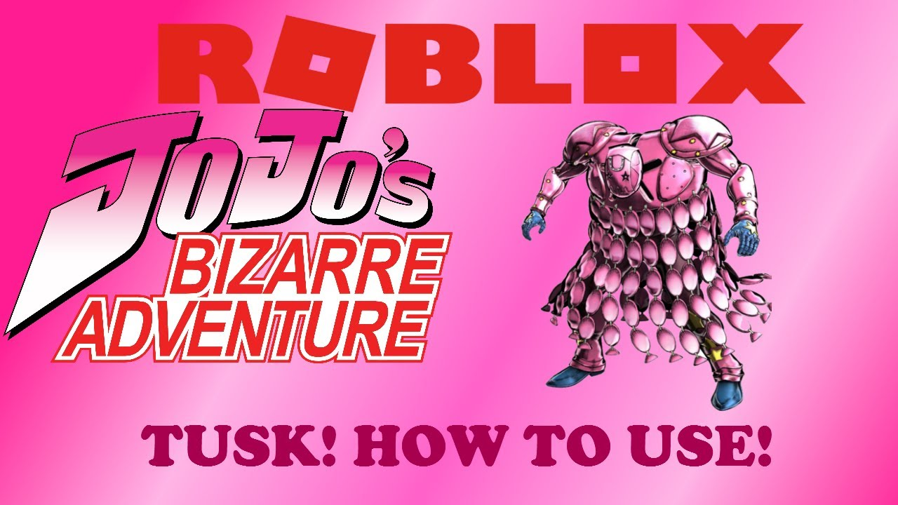 Roblox Giogios Bizzare Adventure Tusk 4 Over Heaven Roblox Giogio S Bizzare Adventure Tusk 4 Over Heaven Showcase By Cheezeyt