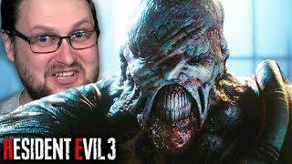 НОВЫЙ НЕМЕЗИС ЗАСТАВЛЯЕТ ОРАТЬ ► Resident Evil 3 Remake Demo