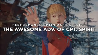 The Awesome Adventures of Captain Spirit - How To Fix Lag/Get More FPS and Improve Performance