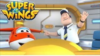 Super Wings [Français] -  Épisode 13 - Les jambes en coton