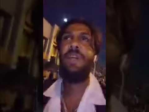 المتظاهر عمر كاطع: لا خايفين ولا مهتمين (ورسالتي الى السيد مقتدى بخصوص تدخل الامم المتحدة)