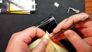 Sony Xperia™ M2 замена тачскрина