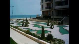 How to make a miniature golf course