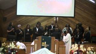 I Put It All In His Hands by the Georgia Mass Choir Evangelist Chapel AME Church Choir