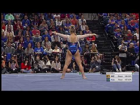 Sydney Johnson-Scharpf (Florida) 2019 Floor vs Missouri