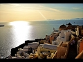 Santorini - Greece - Most Beautiful Sunset