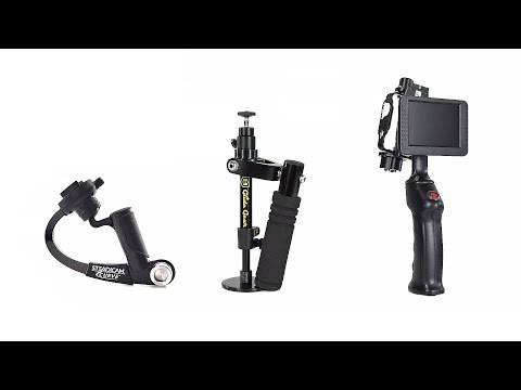 Hands-On Review: GoPro   Stabilizers