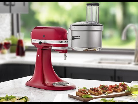 Food processor aufsatz kitchenaid