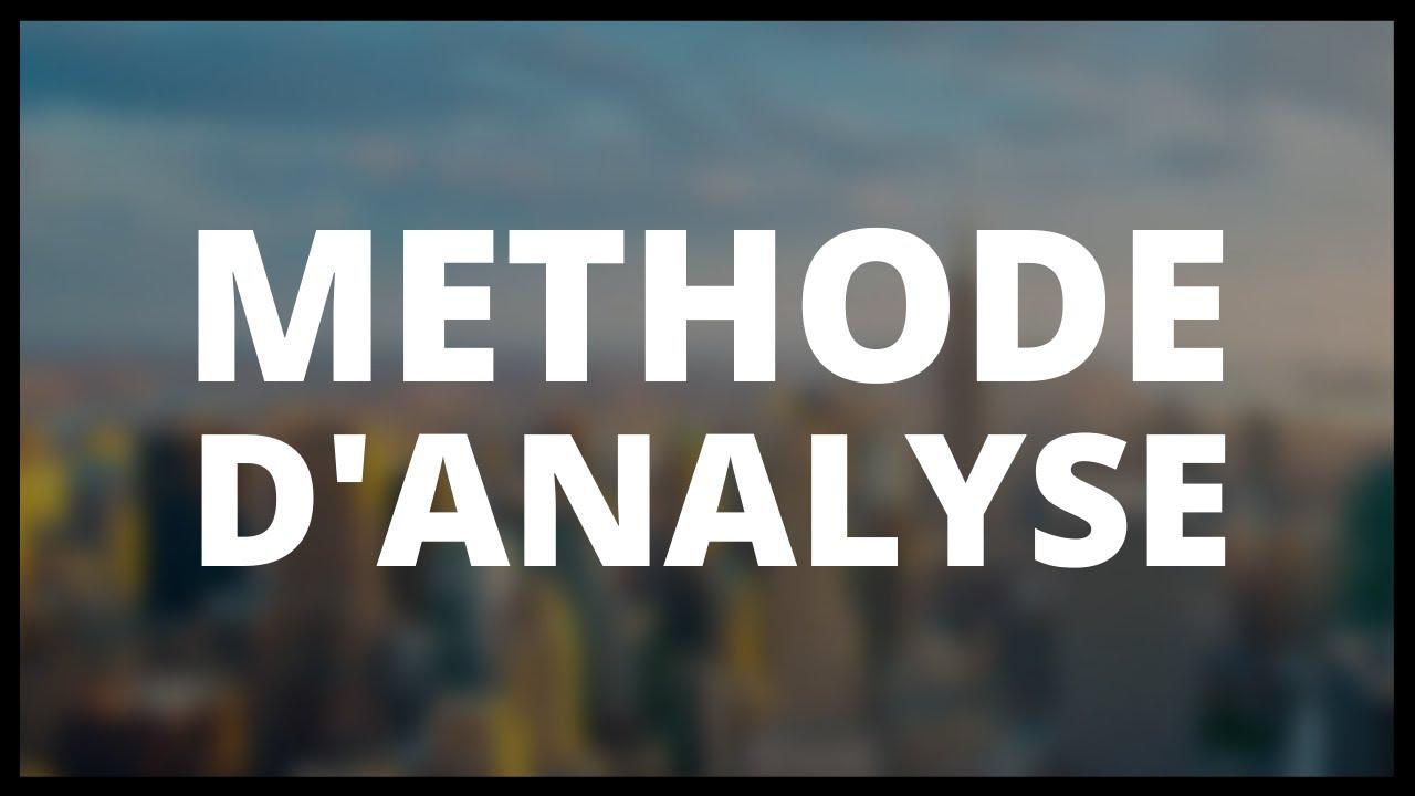 13 - Méthode d\'Analyse | Formation Trading Débutant 2017 - YouTube