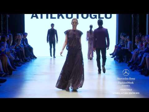 ATILKUTOGLU: MERCEDES-BENZ FASHION WEEK ISTANBUL AUTUMN/WINTER 2013 COLLECTIONS