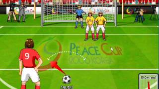 Peace Queen Cup 2006 Korea Game HowTo Play