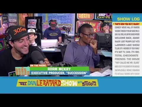 Adam McKay Talks Comedy Film Hall of Famers  Aug 1, 2018
