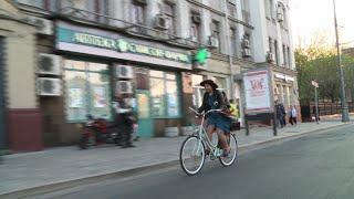 Pedal power sways Muscovites despite perils