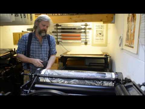 An Artist at Work - A film about James Dodds