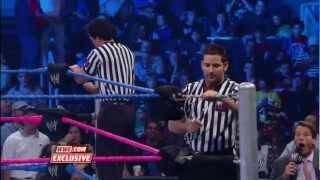 John Bradshaw Layfield berates the referees: WWE.com Exclusive, October 23, 2012