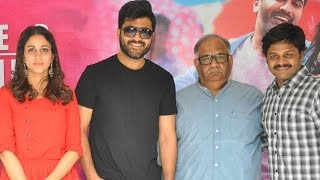 Radha Movie Success Meet || Sharwanand, LavanyaTripathi