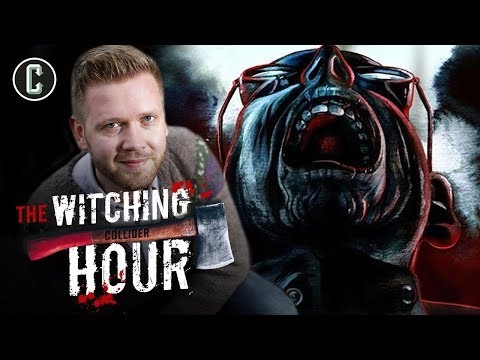 Breaking into Horror Filmmaking with Erlingur Thoroddsen - The Witching Hour