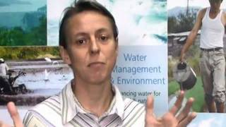 Eline Boelee - An Ecosystem Services Approach to Water and Food Security