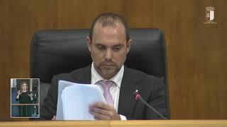 Votaciones del Pleno de las Cortes. 16-01-2020