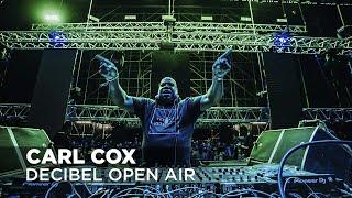 Carl Cox live @ Decibel Open Air 2018