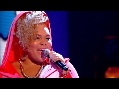 Lara Lee performs 'God Put A Smile Upon Your Face' - The Live Quarter Finals: The Voice UK - BBC One
