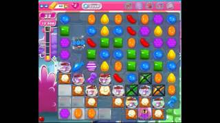 Candy Crush Saga Level 1249 No Boosters