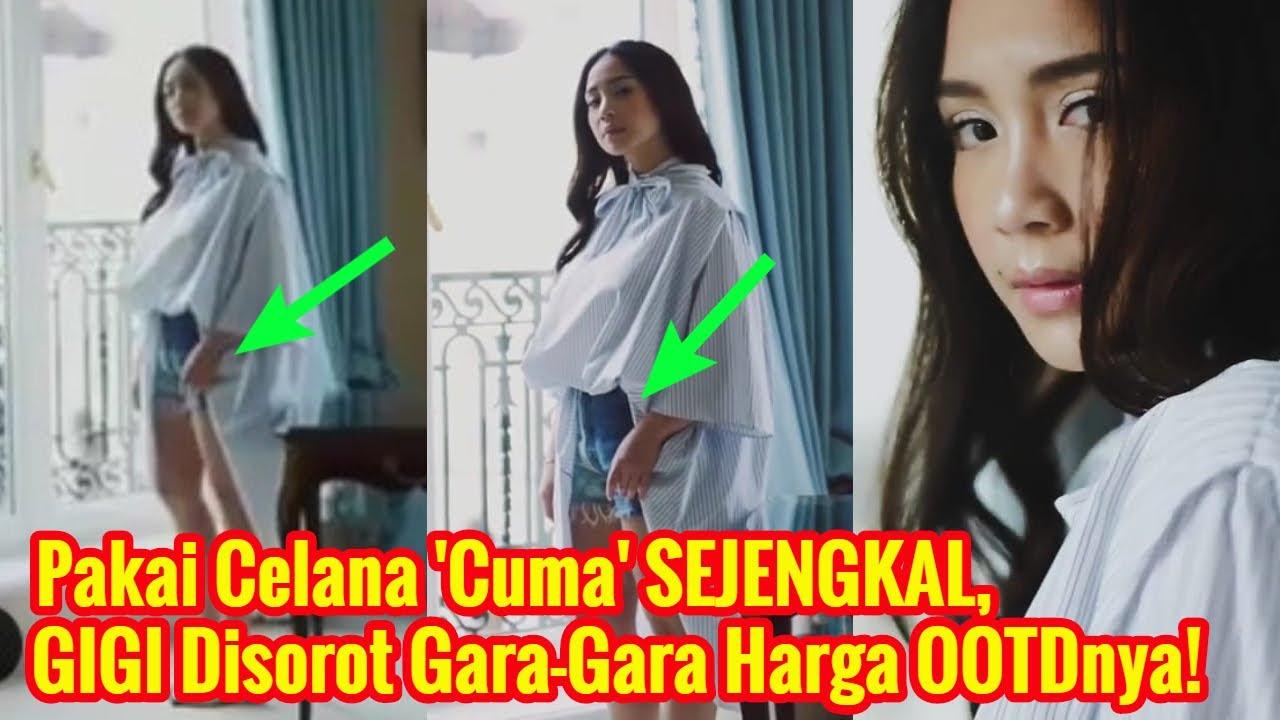 Nagita Slavina Pakai Celana Jeans Pendek Di Pemotretan Jadi Sorotan Netter Gara Gara Ini Youtube