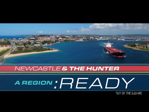 Newcastle & The Hunter - A Region Ready By Out Of The Square