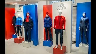 Jenny Jones goes behind the scenes at Team GB Kitting Out, PyeongChang 2018