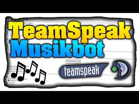 TeamSpeak 3 Musikbot erstellen / Soundboard einrichten (kostenlos, ohne Anmeldung) - Tutorial