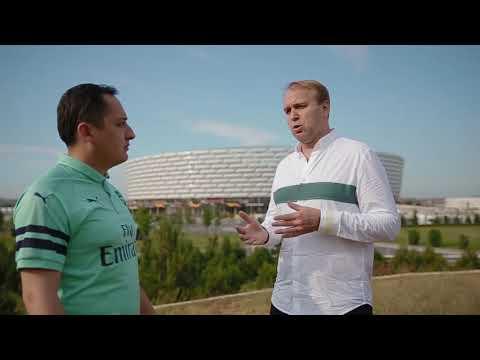 Интервью Дениса Казанского специально для крупнейшего телеграм канала в СНГ 'We Are The Arsenal'