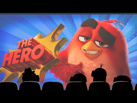 Watch The New Angry Birds Movie 2 Final Trailer With The Minions