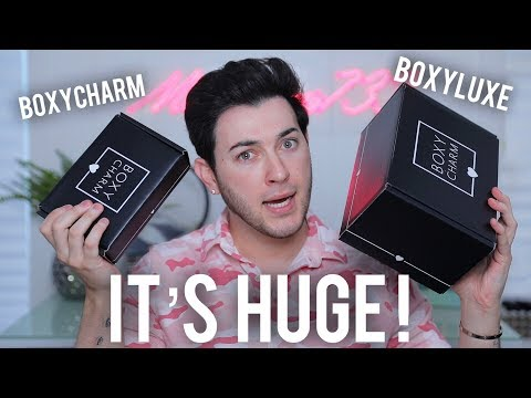 BOXYLUXE vs BOXYCHARM! Worth the Upgrade or NAH? September 2019 Unboxing! thumbnail