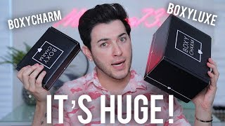 BOXYLUXE vs BOXYCHARM! Worth the Upgrade or NAH? September 2019 Unboxing!